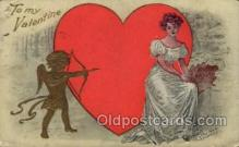 val001527 - Valentines Day Postcard Postcards