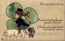 val001533 - Valentines Day Postcard Postcards