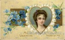 val001537 - Valentines Day Postcard Postcards