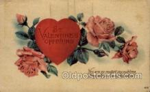 val001538 - Valentines Day Postcard Postcards