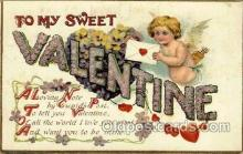 val001547 - Valentines Day Postcard Post Cards