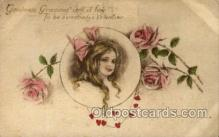 val001548 - Valentines Day Postcard Post Cards