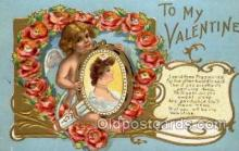 val001549 - Valentines Day Postcard Post Cards