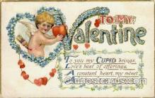 val001554 - Valentines Day Postcard Post Cards