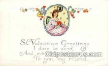 val001566 - Valentines Day Postcard Post Cards