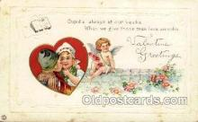 val001585 - Valentines Day Postcard Post Cards