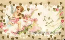 val001591 - Valentines Day Postcard Post Cards