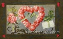 val001610 - Valentines Day Postcard Post Cards