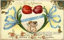 val001613 - Valentines Day Postcard Post Cards