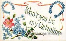 val001616 - Valentines Day Postcard Post Cards