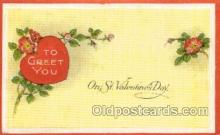 val001617 - Valentines Day Postcard Post Cards