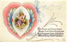 val001620 - Valentines Day Postcard Post Cards