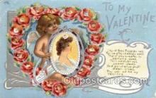 val001624 - Valentines Day Postcard Post Cards