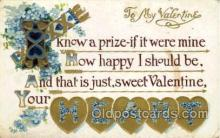 val001633 - Valentines Day Postcard Post Cards