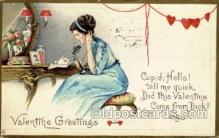 val001637 - Valentines Day Postcard Post Cards