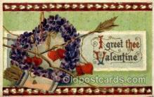 val001645 - Valentines Day Postcard Postcards