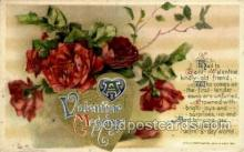 val001648 - Valentines Day Postcard Postcards