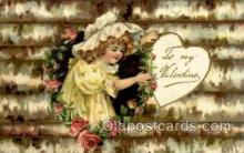 val001650 - Valentines Day Postcard Postcards