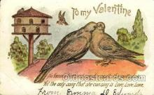 val001651 - Valentines Day Postcard Postcards