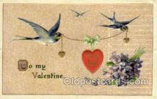 val001652 - Valentines Day Postcard Postcards