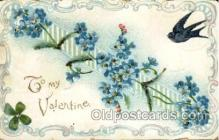 val001653 - Valentines Day Postcard Postcards