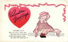 val001669 - Valentines Day Postcard Postcards