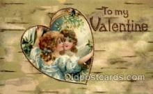 val001675 - Valentines Day Postcard Postcards
