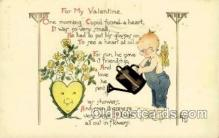 val001680 - Valentines Day Postcard Postcards