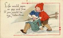 val001682 - Valentines Day Postcard Postcards
