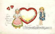 val001683 - Valentines Day Postcard Postcards