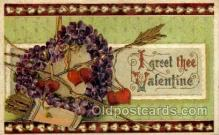 val001685 - Valentines Day Postcard Postcards