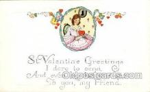 val001686 - Valentines Day Postcard Postcards