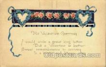 val001692 - Valentines Day Postcard Postcards