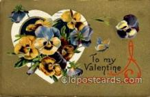 val001701 - Valentines Day Postcard Postcards