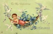 val001702 - Valentines Day Postcard Postcards