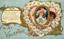 val001707 - Valentines Day Postcard Postcards