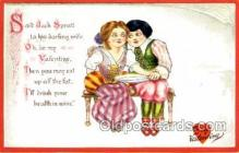val001716 - Valentines Day Postcard Postcards