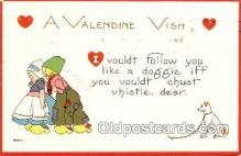 val001720 - Valentines Day Postcard Postcards