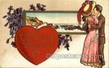 val001721 - Valentines Day Postcard Postcards