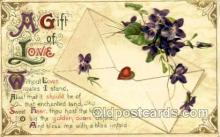 val001724 - Valentines Day Postcard Postcards