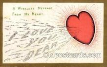 val001725 - Valentines Day Postcard Postcards