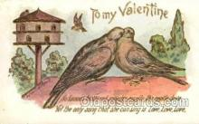 val001731 - Valentines Day Postcard Postcards