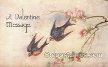 val001733 - Valentines Day Postcard Postcards