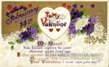 val001735 - Valentines Day Postcard Postcards