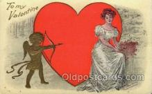val001737 - Valentines Day Postcard Postcards