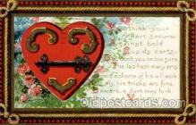 val001740 - Valentines Day Postcard Postcards