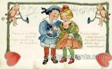 val001743 - Valentines Day Postcard Postcards