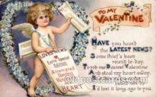 val001751 - Valentines Day Postcard Postcards