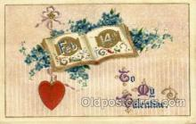 val001752 - Valentines Day Postcard Postcards