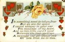val001753 - Valentines Day Postcard Postcards